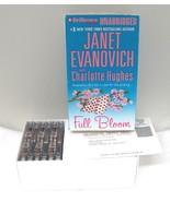 Full Bloom Janet Evanovich & Charlotte Hughes Book on Tape MIB 6 Cassettes - $19.79