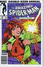 Amazing Spiderman Annual #19 ORIGINAL Vintage 1985 Marvel Comics Mary Ja... - $19.79