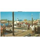 Happy Fishermen, Westport, Washington, unused Postcard  - $5.77