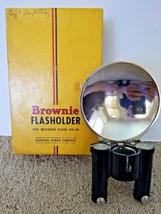 Vintage EASTMAN KODAK Brownie Six-20 Flash Holder for Camera Orig. Packaging - $8.99
