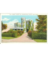 Libby Castle Ft. Washington Port, New York, 1910s-1920s unused Postcard  - $4.99