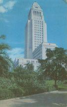 Los Angeles City Hall, California, unused Postcard - $3.99