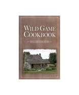 Wild Game Cookbook (Simple Camp House Recipes) - $5.99
