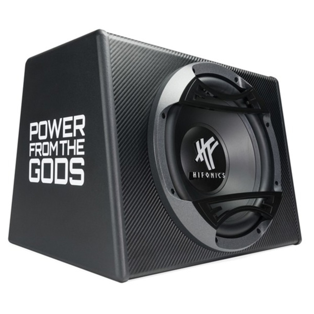 Primary image for Hifonics ZS112A Zeus 12-Inch 600-Watt Powered Subwoofer