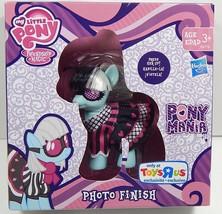 My Little Pony Friendship Is Magic Photo Finish Pony Mania Hasbro - $12.61