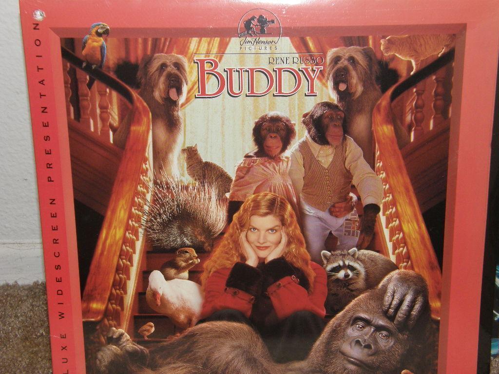 Buddy (1997) [NTSC/LBX/SRD] [21606]  Laserdisc