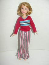 Mary-Kate and Ashley Olsen doll - Ashley with clothes - $4.99