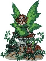 Amy Brown's Ivy Fairy Embroidered Patch - €5,62 EUR