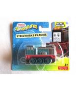 Fisher Price Thomas & Friends Adventures Steelworks Frankie Metal Train ... - $6.64