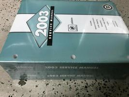 2003 GM BUICK LESABRE Service Workshop Shop Repair Manual SET Factory OE... - $346.45