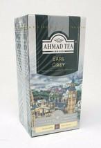 Ahmad Tea London Earl Grey 25 tea bags - $7.99