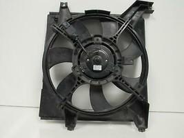 2001 2002 2003 2004 2005 2006 Hyundai Elantra Radiator Fan W/ Motor Oem B123 - $43.65