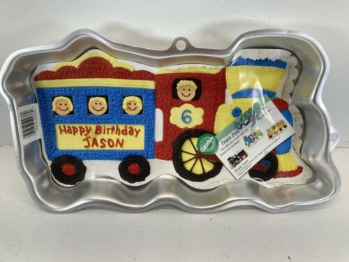 Primary image for Wilton 2003 Train Cake Pan 2105-2076
