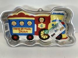Wilton 2003 Train Cake Pan 2105-2076 - $10.84