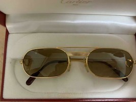 CARTIER Men's Vintage Gold Sansuru with Case Used - $751.40