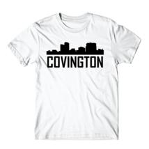 Covington Kentucky Skyline Silhouette T-Shirt - $21.99+