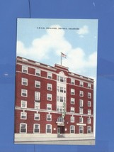YWCA BUILDING DENVER CO E.C. KROPP POSTCARD ELMER C. CLARK - $9.40