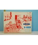 H-HourWorld War II Urban Combat -Balboa Game Company 1976 Unpunched - $193.05