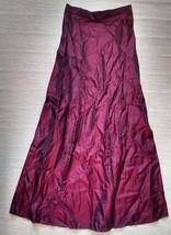 Scott McClintock Women's Skirt Burgundy Size 8 - $23.36
