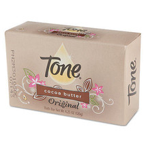 Tone Skin Care Bar Soap Almond Color 4 1/4 oz Individually Wrapped Bar 4... - $150.99