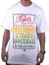 In4mation USA made Roots Culture Lovers Style Fashion Brown or White T-Shirt NWT image 5