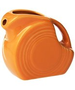 Fiesta 5-Ounce Mini Disk Pitcher Tangerine Retired 1st Quality - $39.99
