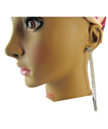 Mia Collection Fashion Jewelry Star Studs Cz Dangling Earrings USA - Lot... - $24.74