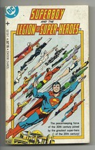 1977 DC Tempo Books Superboy and the Legion of Super-Heroes - FN 6.0 - $8.63