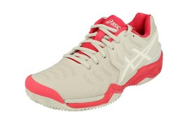 Asics Gel-Resolution 7 Clay Womens Tennis Shoes E752Y Sneakers Trainers ... - $116.81