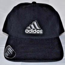Men's NWT Adidas Ball Cap Black - $18.99
