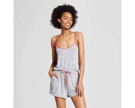 New Women's Grayson/Threads Sleepwear Romper Size XS, Color: Medium Heat... - $12.86