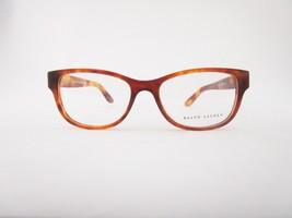 Polo Ralph Lauren RL6138 5023 Optical Frame Havana Light Eyeglasses - $74.60