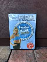 NEW The Firm Cardio Sculpt Blaster DVD  - $2.03
