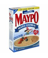 Maypo Oatmeal Maple Instant Hot Cereal, 14 oz (Pack of 6) - $24.71