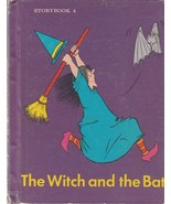 The Witch and the Bat 1964 Storybook 4 Webster Division McGraw Hill - $9.89