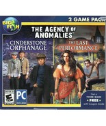 Big Fish The Agency Of Anomalies PC Game - Cinderstone Orphanage/Last Pe... - $18.00