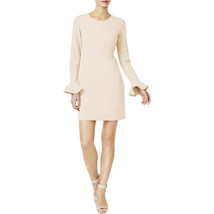 Calvin Klein Womens Special Occasion CutOut Mini Party Blush Pink Dress ... - $71.27