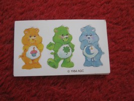 1984 Care Bears- Warm Feeling Board Game Replacement part: 3 bear card - $1.00