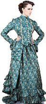 Steampunk Victorian Duchess Judith 2-pc Ensemble (large) - $249.99