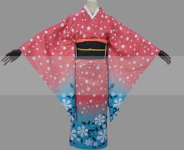 Kimetsu no Yaiba Koyuki Kimono Cosplay Costume Buy - $110.00