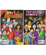 Archie Comics #666 Cover A & Top Notch Comics #666 Cover C   - $14.95