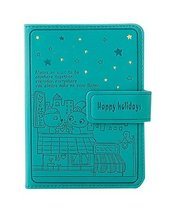 Thicken Small Fresh Stationery Fashion Journal Handbook A6 Pocket Notebo... - $16.05