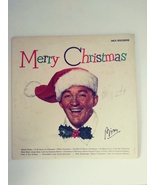 Bing Crosby album signed - $199.00