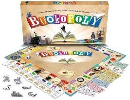 Bookopoly Board Game - $39.59