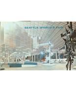 Seattle World's Fair, 1962 Postcard - $4.50