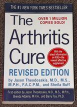 The Arthritis Cure by Jason Theodosakis, M.D. and Shelia Buff - $1.50