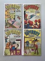 Lot of 4 Superboy (1949-1979 1st Series DC) #85 88 90 92 Low Grade - $69.30
