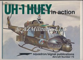 UH-1 Huey In Action Aircraft No. 75 - $19.75