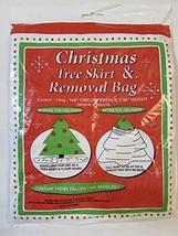 Holiday Christmas Tree Removal Bag - $6.19