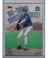 ROGER CLEMENS 1999 Topps All-Topps Mystery Finest Refractor #M31 E4513 - $3.56